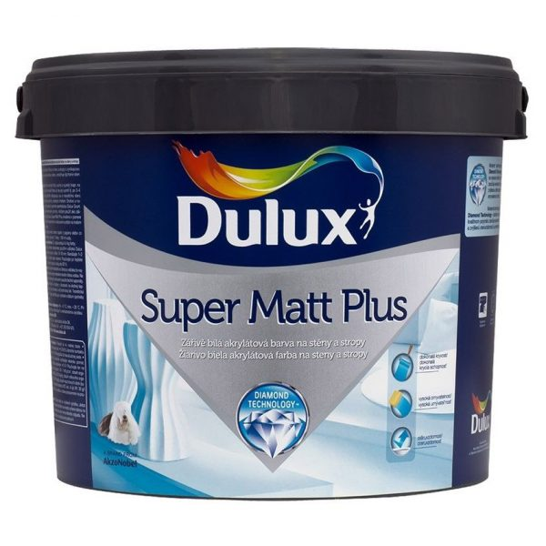 DULUX Super Matt Plus